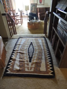 How to take care of a Navajo Rug